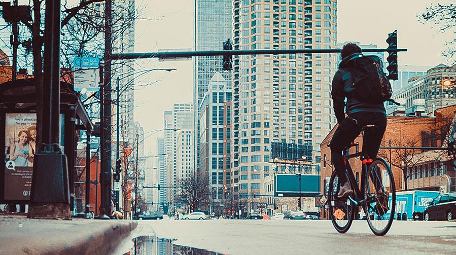 Att välja cykel, användning före stereotyp